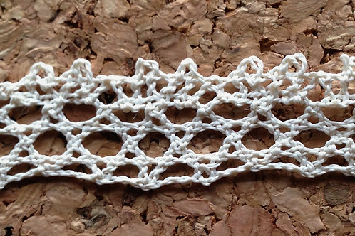 Intricate Ivory Lace