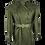Thumbnail: Military Canvas Raincoat