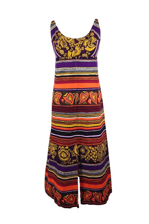 Ethnic Multi Colored Dress