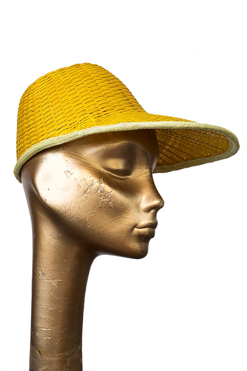 1970s Yellow Hat
