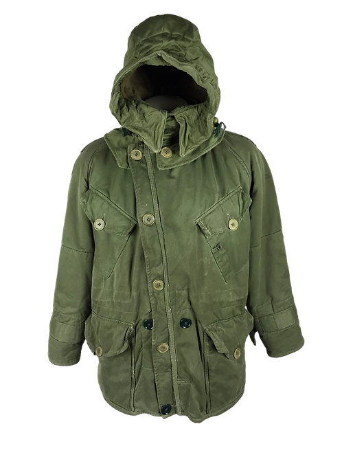British Army Parka