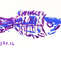 No.016〈魚拓2〉