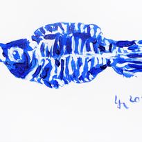 No.015〈魚拓1〉