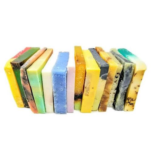 Vegan Soap/Soap Sampler/Soap Samples/Soap