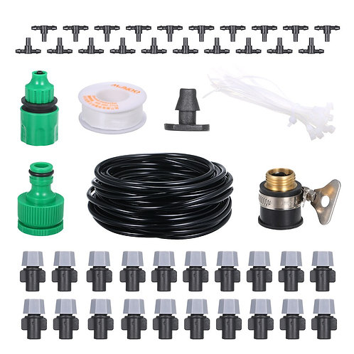10M/20M DIY Drip Irrigation System Automatic