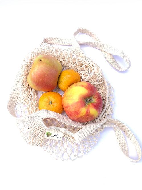 Cotton Mesh Market Bag