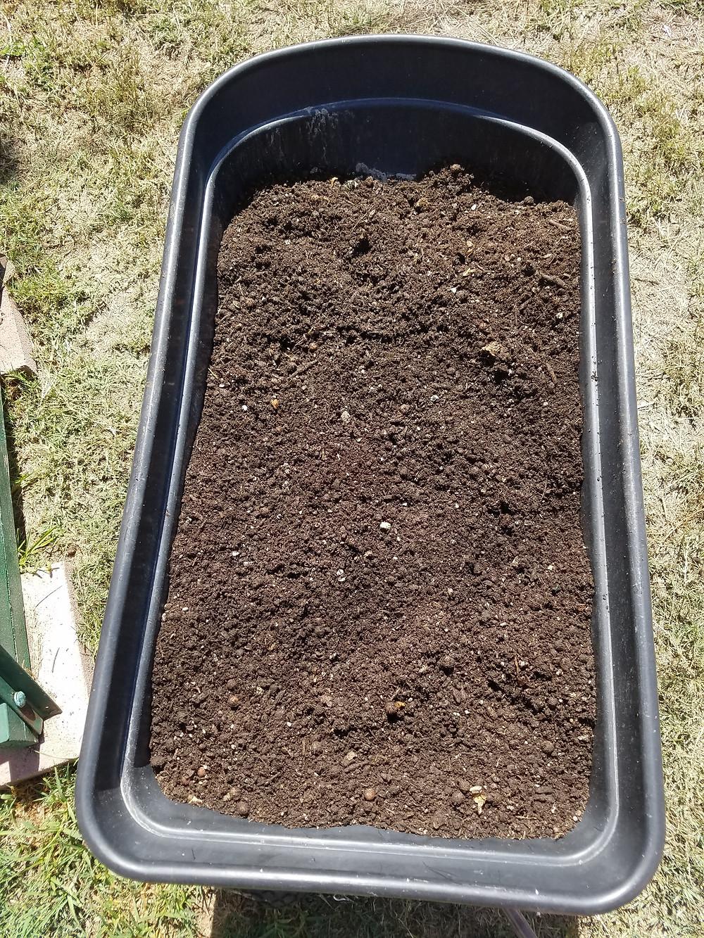 Composting make terrific natural fertilizer
