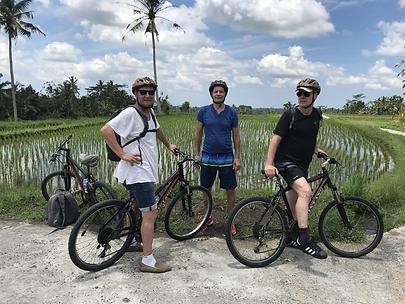 Ganztägige Radtour