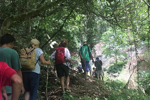 Trekking Pupuan - Munduk - Tamblingan