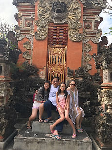 Bali Este, 1 y 2