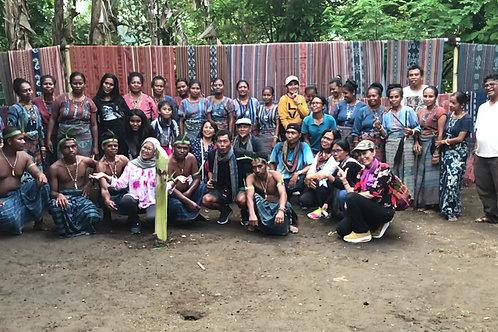 La vie de village à Bali
