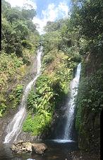 Entdeckung des Dorfes Galungan und des Wasserfalls Sekumpul
