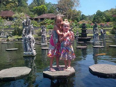 Versuchen Sie einen Batik-Kurs in Bali
