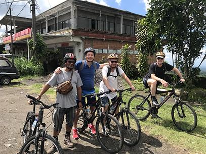 Giro ciclistico di un'intera giornata
