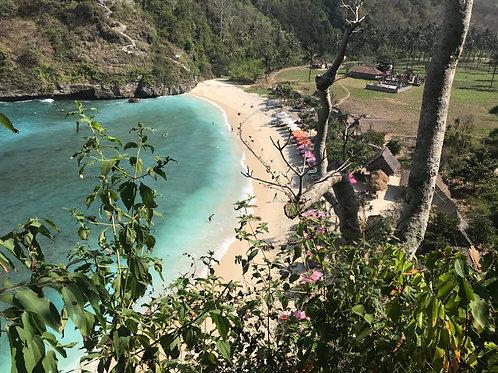 A la découverte de l'Est de Nusa Penida