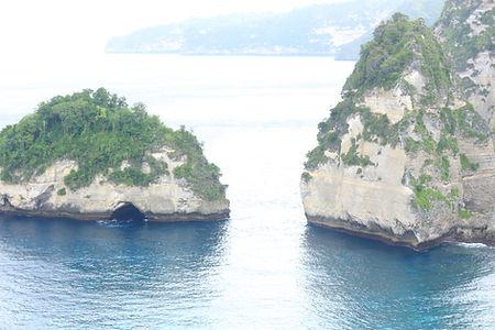 Erkundung von Ost-Nusa Penida