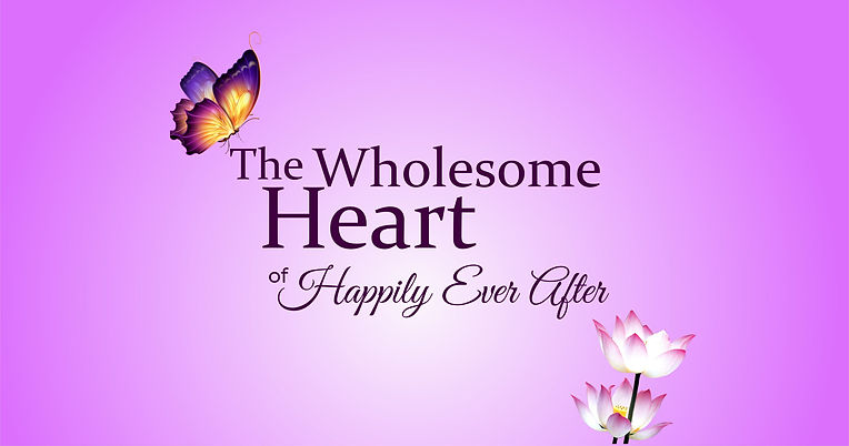The Wholesome Heart of Happily Ever After, home of Sweet and Clean Romance Author Susan Aylworth