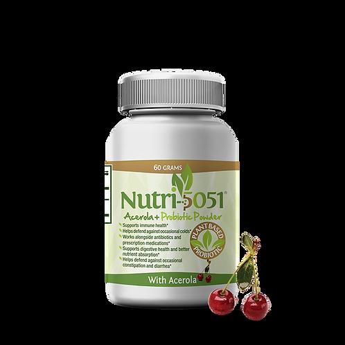 Nutri-5051® with Acerola
