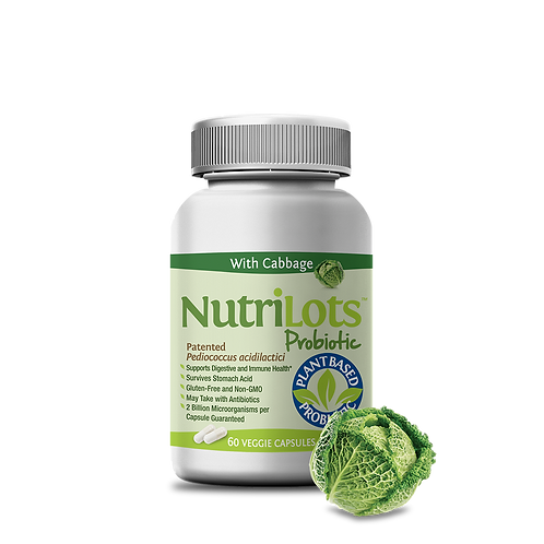 NutriLots™ with Cabbage Veggie Capsules