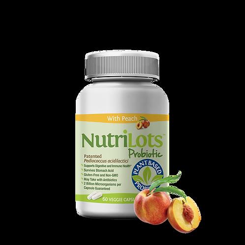 NutriLots™ with Peach Veggie Capsules