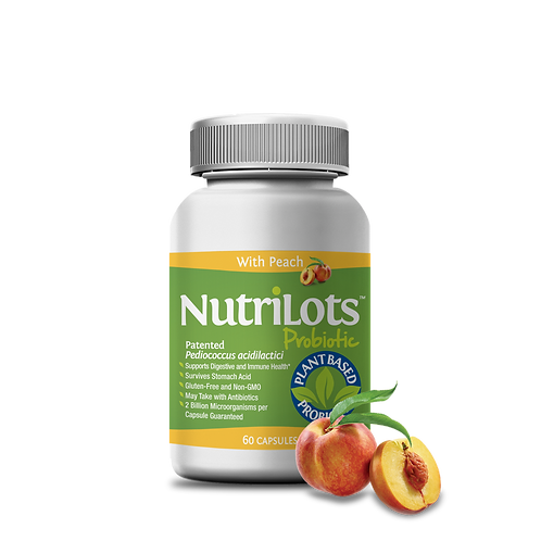 NutriLots™ with Peach