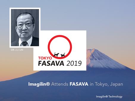 Imagilin Attends FASAVA in Tokyo, Japan