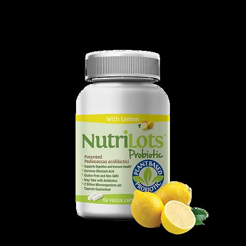 NutriLots™ with Lemon Veggie Capsules