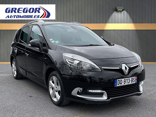 Renault GRAND SCENIC III DCI 110 LIMITED