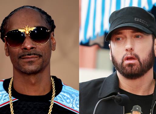Snoop Dogg explica porque Eminem no es Top 10