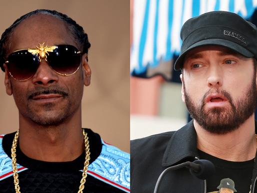 Snoop Dogg explica porque Eminem no es Top 10