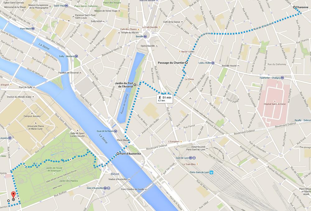 Shopping Paris © lalaklak, décoratrice et architecte d'intérieur Lyon 4 Croix-Rousse