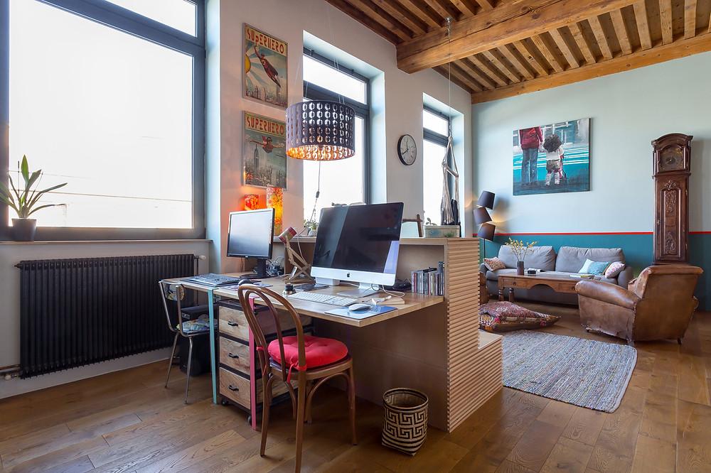 Canut Mix & match © lalaklak, décoratrice et architecte d'intérieur Lyon 4 Croix-Rousse