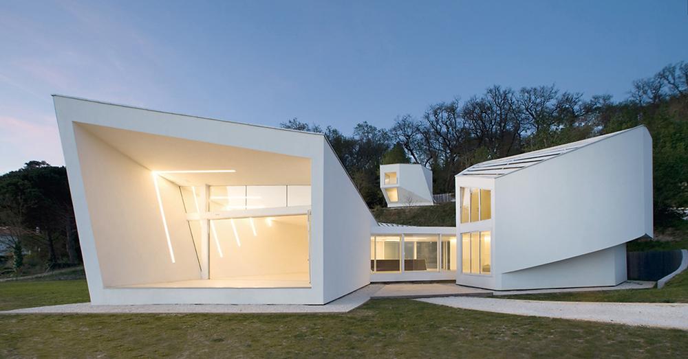 El Okeily Architecte - Aquitaine - © Jean-Baptiste Dorner