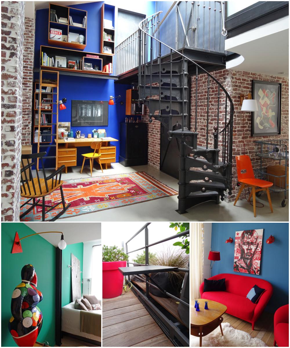 © architecte Domas Architecteurs / photos : lalaklak, décoratrice et architecte d'intérieur Lyon 4 Croix-Rousse