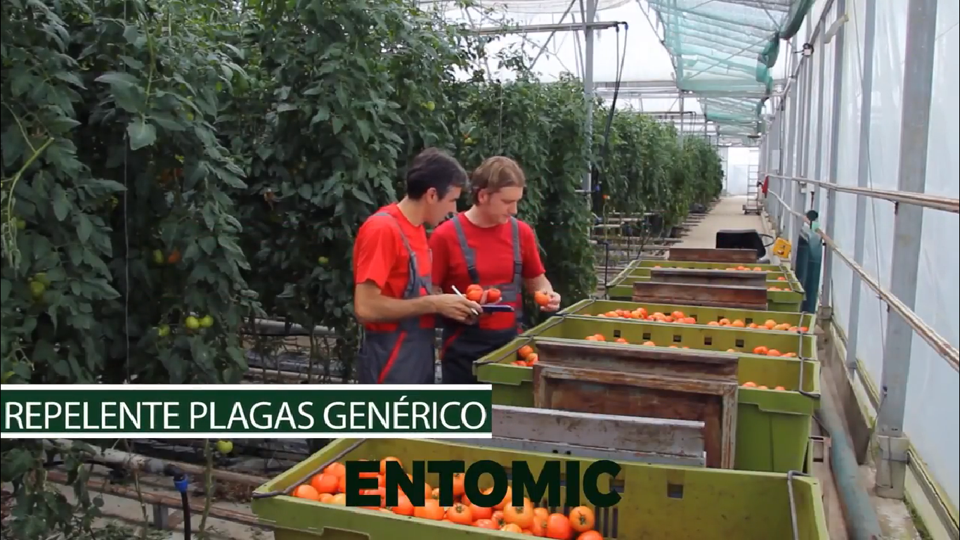 ENTOMIC - GREEN UNIVERSE AGRICULTURE