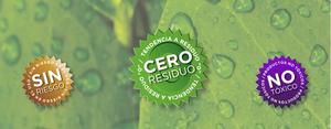 Productos cero residuos