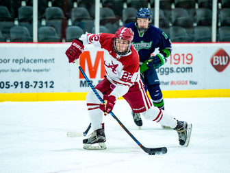 #20 Alabama Falls To Mercyhurst, 4-3, In Overtime