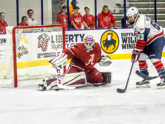 Jesse Gordichuk Joins the Alabama Hockey Program