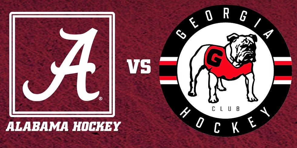 D3 Alabama Hockey vs. Georgia