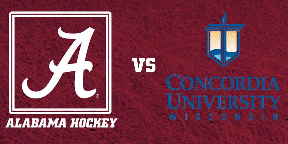 D1 vs. Concordia University Wisconsin