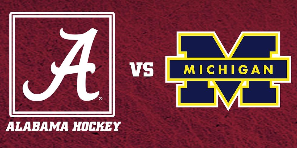 D1 vs. University of Michigan Ann Arbor