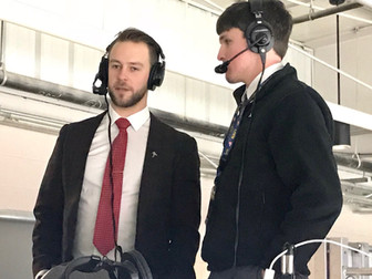 Sam Fleming To Call ACHA-D1 National Games