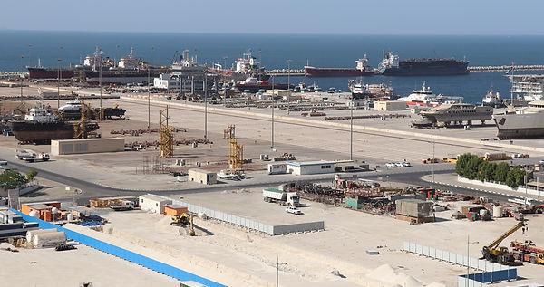 Ship Repair Facility Dubai