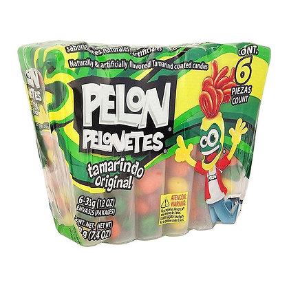Pelon Pelonete 6 pz