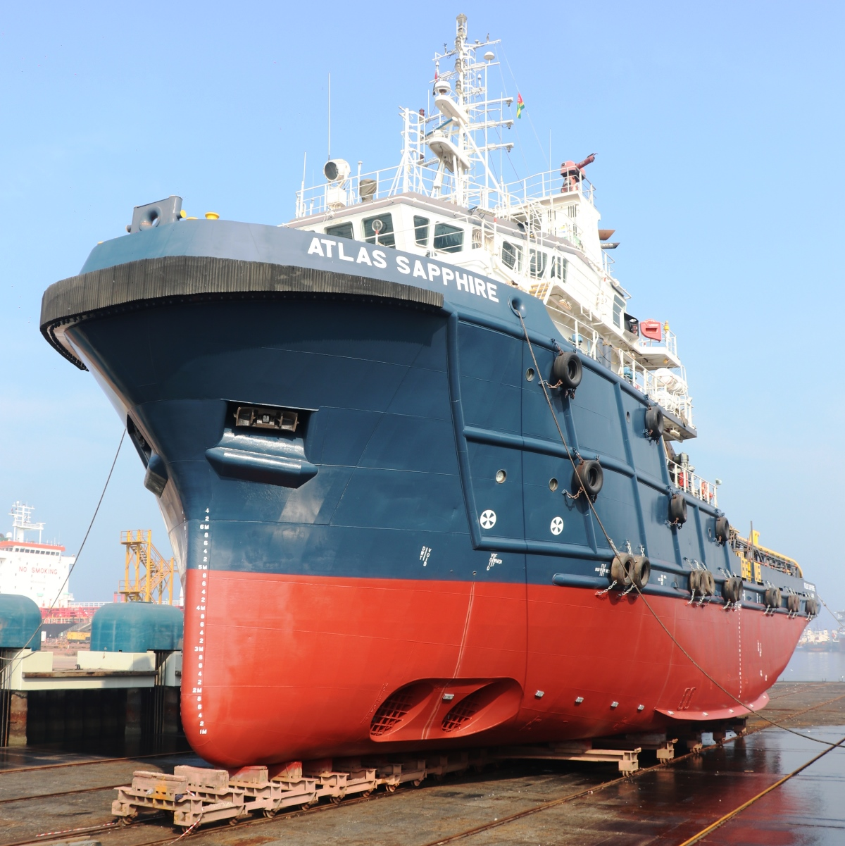 Ship Repair & Maintenance Services | Dubai | Nordmarin LLC