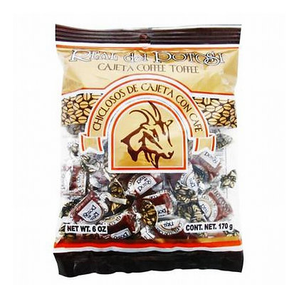 Chiclosos de Cajeta 170 gr