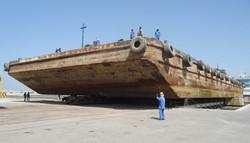 Vessel Conversion Project