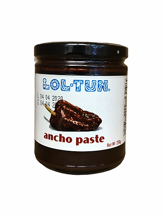 Chile Ancho pasta 250 gr