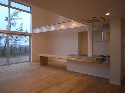 新潟市 注文住宅 別荘 設計事例写真