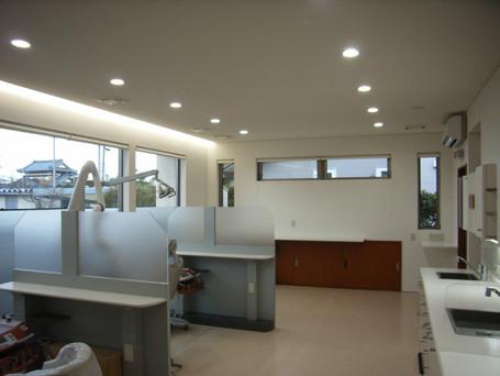 山城歯科医院 新潟 歯科医院設計事例写真
